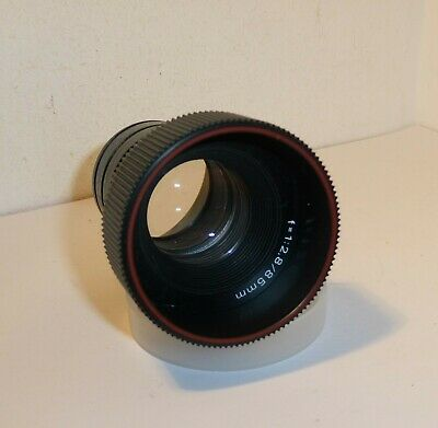 COLOR-PAXON 85mm F2.8 PROJECTOR PROJECTION LENS
