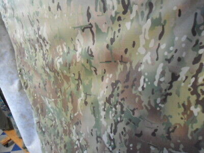 """US Army Multicam/OCP Camouflage Fabric by the yard (64"""" wide)"""