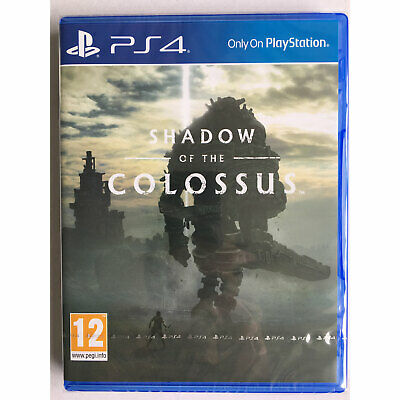 Shadow of the Colossus (PS4) New and Sealed