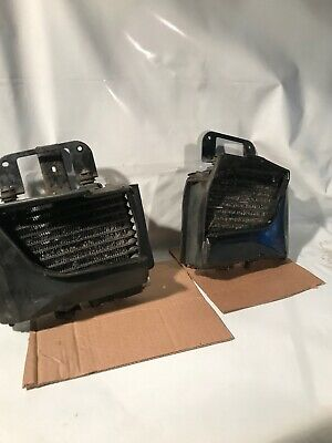 Mazda Rx8 Front Oil Coolers pair left/right 2004-2008