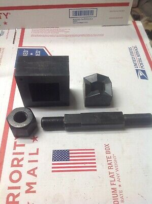 """Greenlee 60287 1.772"""" Square Punch Unit 45mm 1/16 DIN Size 60288 60289 #7161"""