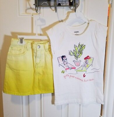 NEW GYMBOREE SUMMER  DESERT DREAMS CAMEL TOP  NWT  SIZE  4T
