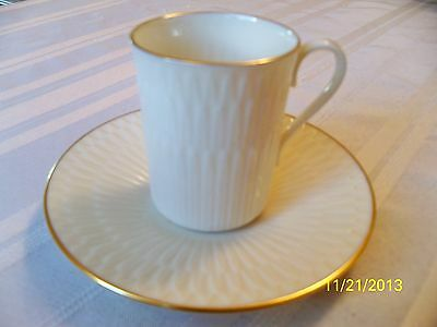 Lenox Fine Bone China Tea Cup And Saucer Vintage Made In The Usa