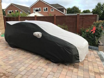 Honda Civic Type R 2015-17 (fk2) Fitted Outdoor Car Cover Waterproof/Breathable