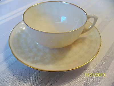 Lenox Limited Edition Tea Cup And Saucer 1889 Reproduction
