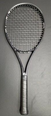 Head Graphene Speed Rev Blacked Out Black Promo Tennis Racquet Grip Size 4 1/4""