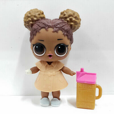 lol surprise doll Big Sister Series 2 Brown Hair Khaki Dress Girls Birthday Gift