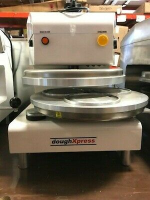 DoughXpress, Custom D-TXE-2-18-W, Tortilla Dough Press, 220V/1ph