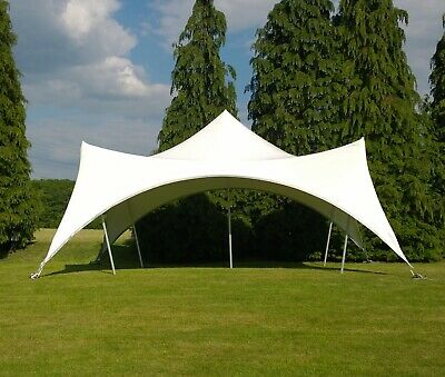 Waterproof Commercial Wedding Event Patio Awning Canopy Bedouin Stretch Tent New Awnings & Canopies