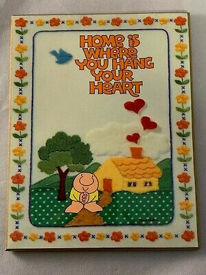 Vintage Ziggy, American Greeting Cards 1983 Wood Plaque, Made In The USA, Rare!!
