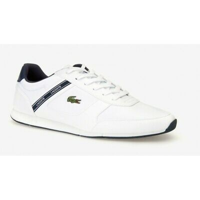 6186f3cda1 Chaussures homme LACOSTE MENERVA SPORT 119 2 WHT / NVY 37CMA0064042,  Chaussures