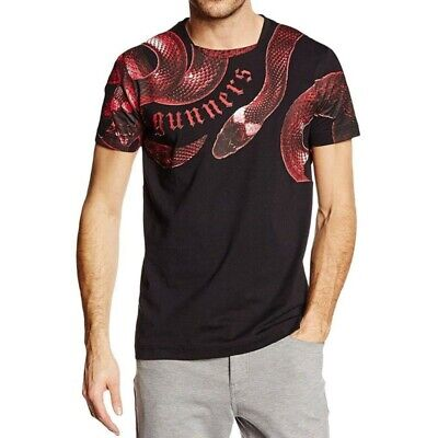 YUNY Mens Round Collar 3D African Patterned Dashiki Long Sleeve Trible T-Shirt Rose Red XL