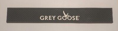 Bar Drink Rail Mat - Rubber - Grey Goose Brand