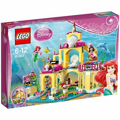 New And Sealed Lego 41063 Disney Princess Ariel's Undersea Palace