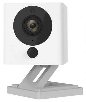 Cam v2 1080p HD Wireless Smart Home Camera with Night Vision, 2-Way Audio, Free