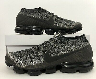 0506a2723da8 Nike Air VaporMax Flyknit 2.0 Oreo Black White Running Shoes 849558-041 Size  13