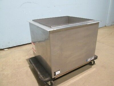 """""""Cornelius"""" H.d. Commercial (Nsf) 9 Circuits """"Drop-In"""" Insert Cold Plate Ice Bin"""