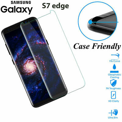 CASE FRIENDLY TEMPERED Glass Screen Protector Full Cover