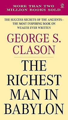 The Richest Man in Babylon by George S.Clason ( E-B00K, PDF )