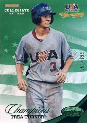 2013 Panini USA Champions MIRROR GOLD/GREEN/BLUE/RED You Pick Player #/25 Rookie