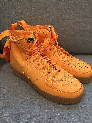low priced 85752 36b2d NIKESF AF1 Air Force 1 Mid OBJ Odell Beckham Jr 917753-801 SIZE 9