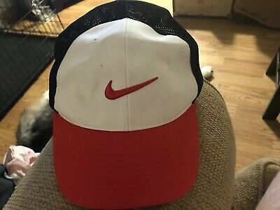 online retailer 0514a 2a3c0 Nike Golf Vapor RZN Fitted Hat Size Large