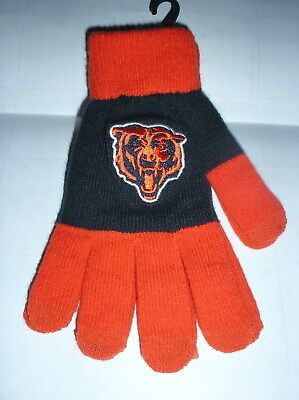 690ccf99 NFL CHICAGO BEARS Mittens 1965 New Old Stock - $34.00 | PicClick