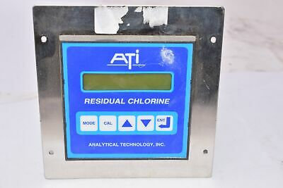 Analytical Technology, Inc, ATI Residual Chlorine Monitor, SN: 127598