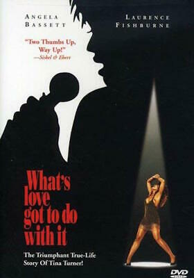 What's Love Got To Do With It Dvd - Single Disc Edition - New Unopened