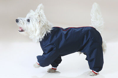 Nylon Trousersuit, Dog Coat, Raincoat, All In One