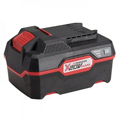 PARKSIDE 20v Cordless Battery PAP 20 A3 4Ah Compatible With Tools X 20v Team