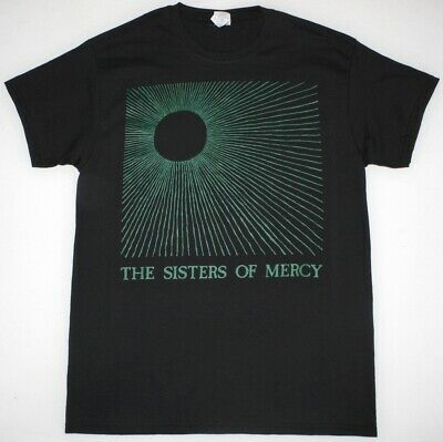 The Sisters Of Mercy Temple Of Love Black T Shirt Post Punk Darkwave