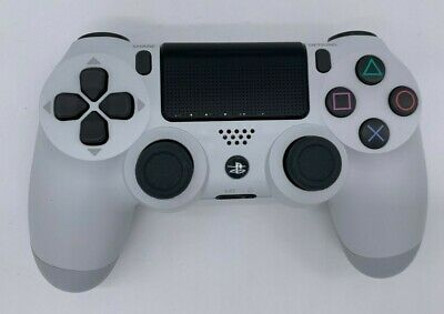 Genuine Sony PS4 Playstation 4 DualShock 4 Wireless Controller Glacier White VG