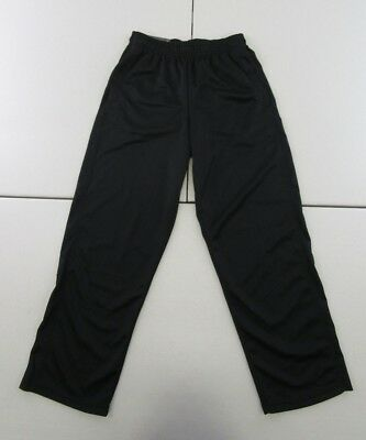 Collection Here New C9 Champion Freedom Pants Relaxed Sz Medium Black Flare Foldover Activewear Bottoms