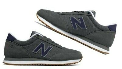 1795c80b2afd6 NEW Men's New Balance 501 Ripple Sole Lifestyle Shoe, Grey/Grey, ...