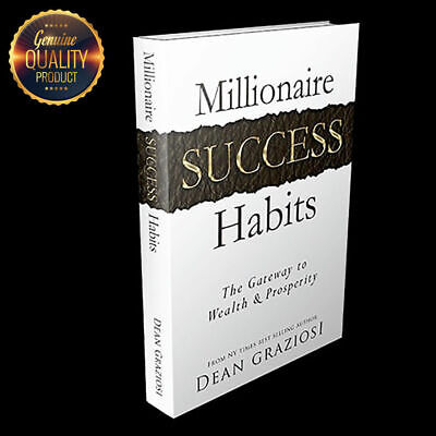Millionaire Success Habits E-book PDF Wealth and Prosperity NY Times Best Sell