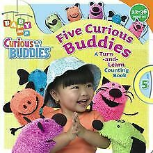 Five Curious Buddies: A Turn-and-Learn Counting Boo... | Livre | état acceptable