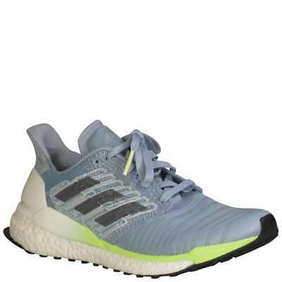 515c1db7287 ADIDAS WOMEN GREY   Hi Res Blue UltraBOOST X Knit Wear Sneakers US ...