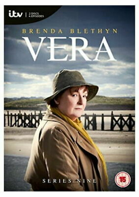 Vera: Complete Series 9 - DVD NEW & SEALED (2 Discs) - Genuine UK Edition