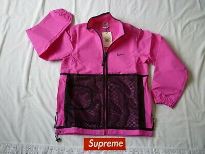 b275ca7752cb Supreme Packable Ripstop Pullover - Anorak Pink Brand New F W 2017 X-Small