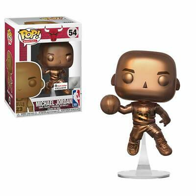NBA - Michael Jordan Bronzed Exclusive Funko Pop! Vinyl Figure ***PRE-ORDER***