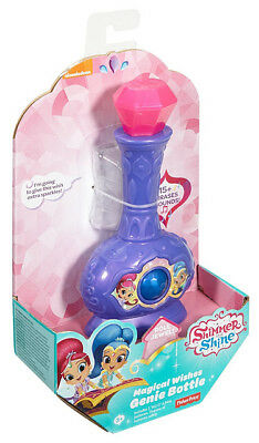 Shimmer Shine Magical Wishes Genie Bottle Nickelodeon Cartoon 15 Sounds TV Song