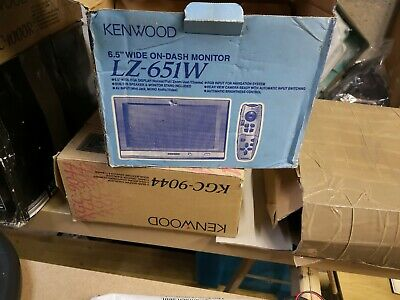 monitor kenwood LZ  651 W