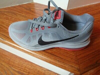 2a88bd7e7f4 NIKE AIR MAX Dynasty 2 Running Shoes Wolf Gray Black Red 852430-013 ...