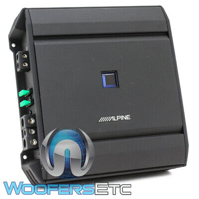 CROSSFIRE C3-102 AMP 2-CH 600W MAX COMPONENT SPEAKERS SUBWOOFERS AMPLIFIER NEW