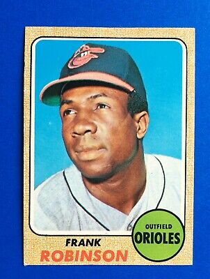 Frank Robinson Color Photo Mlb Mvp Hall Of Fame I10118