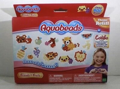 AquaBeads Friends & Fruits Playset C1
