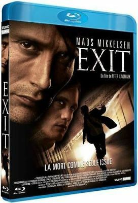 """BLU RAY """"Exit"""" (La Mort Comme Seule Issue) NEUF SOUS BLISTER"""