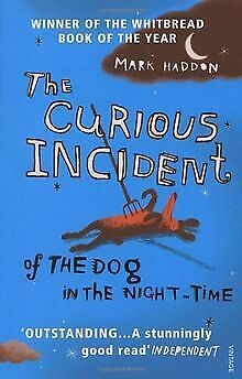 The Curious Incident of the Dog in the Night-Time d... | Livre | état acceptable