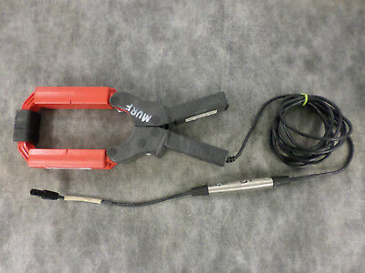 DRANETZ BMI AC CURRENT PROBE CLAMP MODEL TR-2023 with CA4300 ADAPTER for PX5 EP1